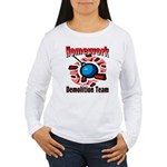 Homework Demolition Women's Long Sleeve T-Shirt