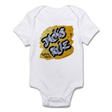 Jacks Rule Onesie