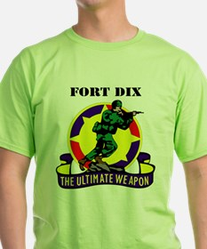 Fort Dix with Tex T-Shirt