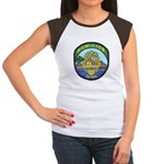 Honolulu PD Homicide Women's Cap Sleeve T-Shirt