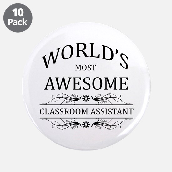"""World's Most Awesome Classroom Assistant 3.5"""" Butt"""