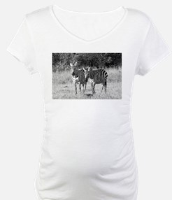 Gossiping Zebras Shirt