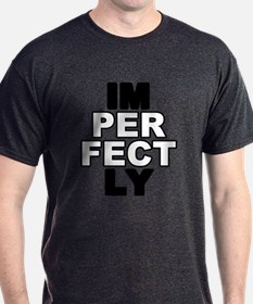 Imperfectly Perfect Stacked T-Shirt
