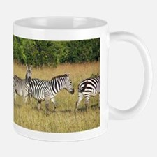 Dazzle of Zebras Mug