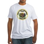 Hawaii Corrections Fitted T-Shirt