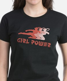 Martial Arts Girl Power Tee