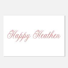 Happy Heathen Postcards (8)