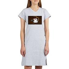Cup of Coffee Women's Nightshirt