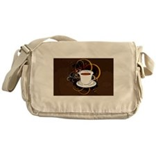 Cup of Coffee Messenger Bag