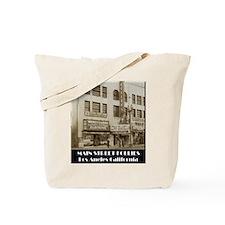 Main Street Follies Tote Bag