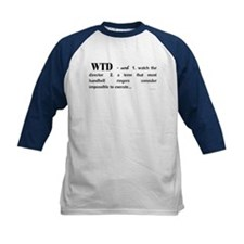 Watch the Director Tee (navy/wh)