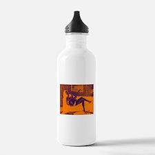 Charlie #5 Water Bottle