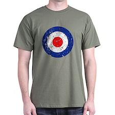 mod target vintage T-Shirt