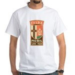 Fuldamobil Classic logo White T-Shirt
