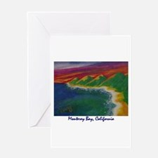 Monterey Bay 700.jpg Greeting Card