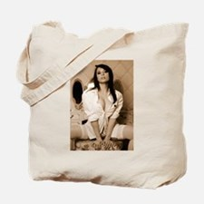 Charlie #8 Tote Bag