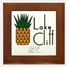 Lake Cliff Framed Tile