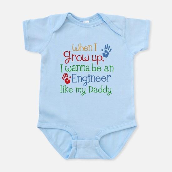 Engineer Like My Daddy Infant Bodysuit