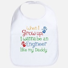 Engineer Like My Daddy Bib