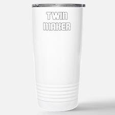 TWIN MAKER WHITE Travel Mug