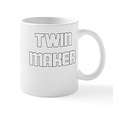 TWIN MAKER WHITE Mug