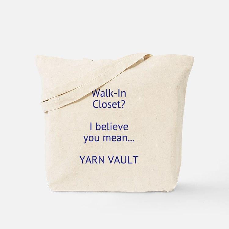 Yarn Vault Bag