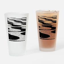 Portuguese pavement Drinking Glass
