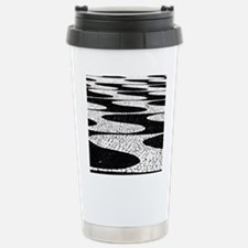 Portuguese pavement Travel Mug