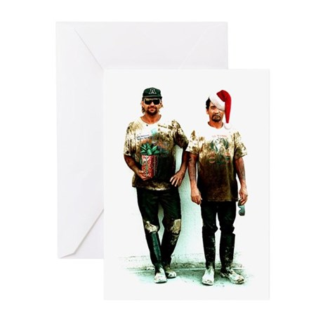 REDNECK XMAS Cards (Pk of 10)