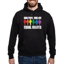 Equal People Equal Love Hoodie