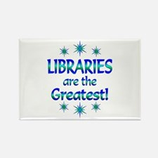 Libraries are the Greatest Rectangle Magnet