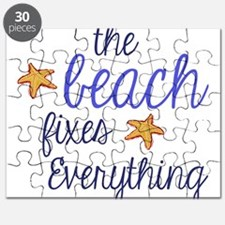 The Beach Fixes Everything Puzzle