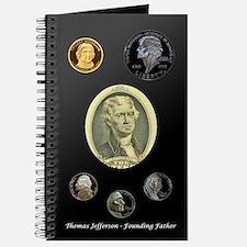 Thomas Jefferson Founding Father Journal