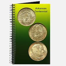 Arkansas Centennial Coin Journal