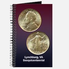 Lynchburg VA Sesquicentennial Coin Journal