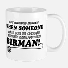 Birman cat gifts Mug