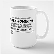 British Shorthair cat gifts Mug