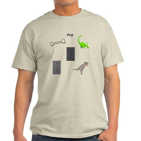 Jurassic Park Plot T-Shirt