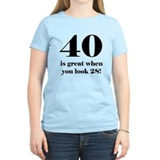 40th Birthday Humor T-Shirt