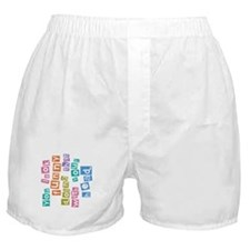 Silly You Look Funny Boxer Shorts