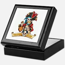 Billy Bones Pirate Keepsake Box