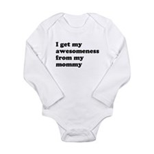 Awesomeness from mommy Body Suit