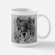 Squirrel Sketch 2 Mug