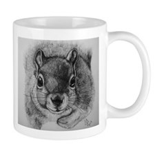 Squirrel Sketch Mug