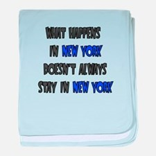 WHAT HAPPENS IN NEW YORK DOESNT ALWAYS STAY IN NE