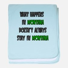 WHAT HAPPENS IN MONTANA DOESNT ALWAYS STAY IN MON