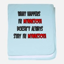 WHAT HAPPENS IN MINNESOTA DOESNT ALWAYS STAY IN M