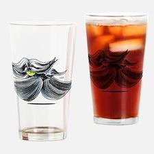 Lhasa Apso Playtime Drinking Glass