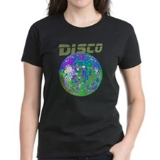 Aqua Disco Ball Tee