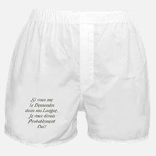 The French Boxer Shorts